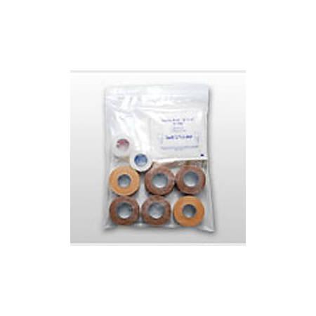 "Elkay Plastics Clear Line Single-Track Seal-Top Bags, 12"" x 15 "", Box Of 500"