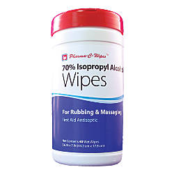 70percent Isopropyl Alcohol Wipes 5 12