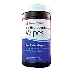3percent Hydgrogen Peroxide Wipes 5 12