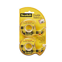 Scotch 237 Permanent Double Sided Tape