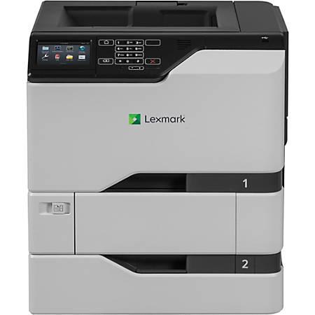 Lexmark CS720dte Color Laser Printer