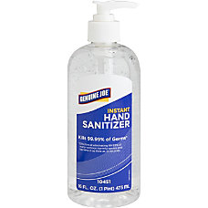 Genuine Joe Gel Hand Sanitizer 16