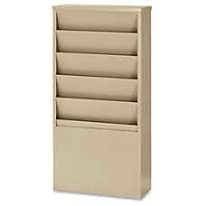 Buddy Products Display Rack 5 Pockets