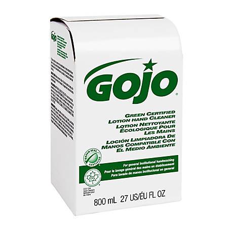 GOJO® Green Seal Certified Handwash Lotion Refill, 800 mL
