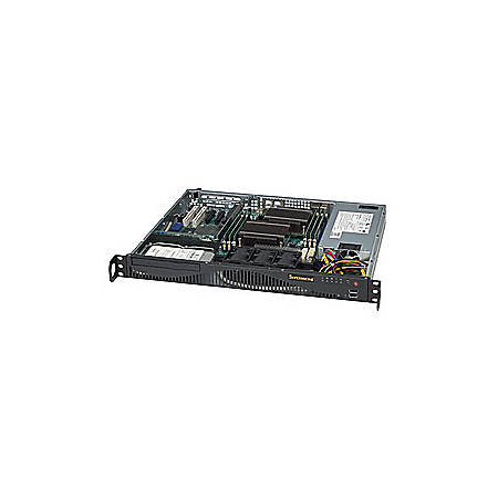 Supermicro SuperChassis 512F-600B System Cabinet