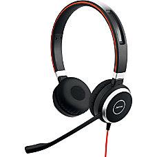 Jabra EVOLVE 40 Stereo Headset Stereo