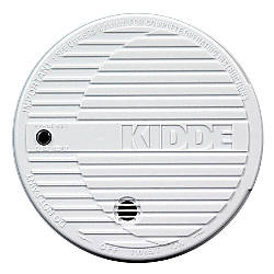 Kidde Fire Smoke Alarm White