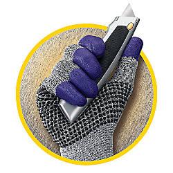 KleenGuard Purple Nitrile Gloves Large Purple