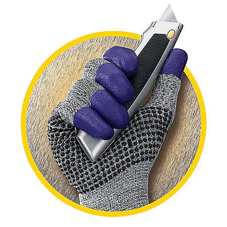 KleenGuard Purple Nitrile Gloves, Large, Purple, Pair