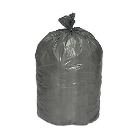 "Low-Density Trash Bags — Coreless Roll, Heavy Duty, 38"" x 58"", 60 Gallons (AbilityOne 8105-01-517-1364)"