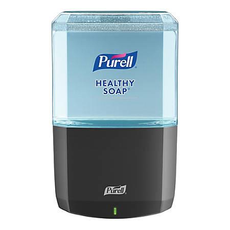 Purell® ES6 Wall-Mount Soap Dispenser, Graphite
