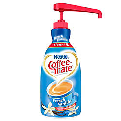Nestle Coffee mate Liquid Creamer Pump