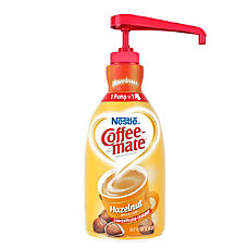 Nestle Coffee mate Liquid Creamer Pump
