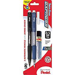 Pentel Twist Erase Express Automatic Pencils