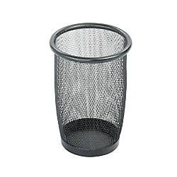 Safco 9716 Round Mesh Wastebasket 3
