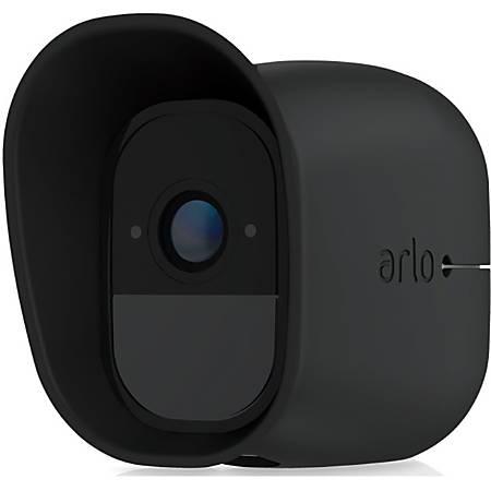 Arlo Pro Camera Skins, Black, Pack Of 3