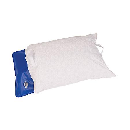 """DMI® Duro-Rest Hypoallergenic Water Pillow, 24"""" x 19"""", White"""