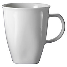 Office Settings Chefs Table Porcelain Mugs