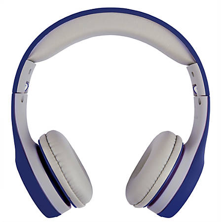 Ativa™ On-Ear Headphones, Blue/Gray, WD-LG01-BLUE