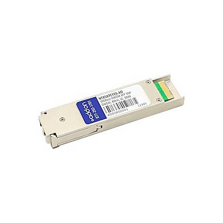 AddOn Ciena NTK587CYE5 Compatible TAA Compliant 10GBase-DWDM 100GHz XFP Transceiver (SMF, 1556.56nm, 80km, LC, DOM)
