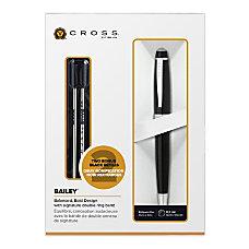 Cross Bailey Ballpoint Pen Medium Point