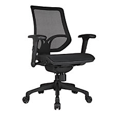 WorkPro 1000 Mesh Multifunction Ergonomic Mid