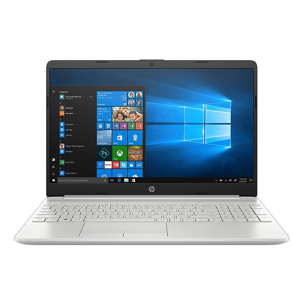 HP 15-dw2025od 15.6″ Laptop, 10th Gen Core i5, 8GB RAM, 2TB HDD