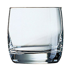 Cardinal Rocks Glasses 105 Oz Clear