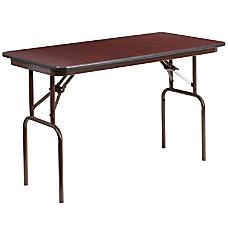 Flash Furniture Folding Banquet Table 30