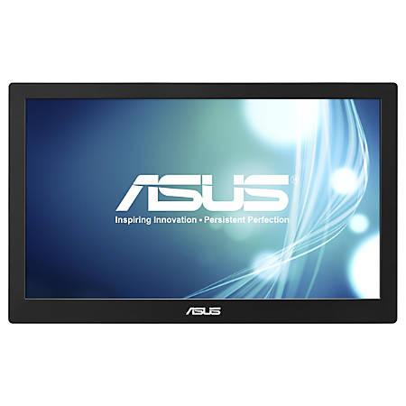 """Asus MB168B 15.6"""" LED LCD Monitor - 16:9 - 11 ms"""