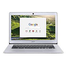 Acer Refurbished Chromebook With Webcam 14