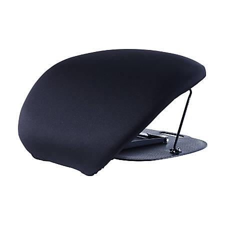 "DMI® EZ Boost Seat Lift Assist Cushion, 95 Lb To 220 Lb, 3""H x 17""W x 18""D, Black"