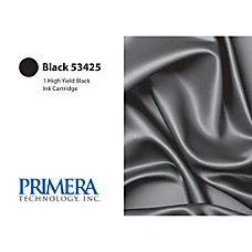 Primera 53425 Ink Cartridge Black Inkjet