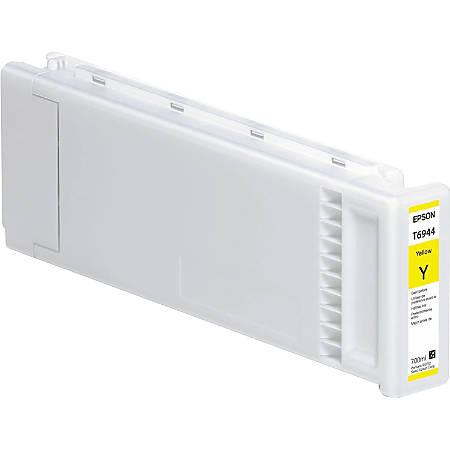 Epson T6944 - 700 ml - yellow - original - ink cartridge - for SureColor SC-T3000, SC-T3200, SC-T5000, SC-T5200, SC-T7000, SC-T7200, T3270, T5270, T7270