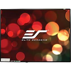Elite Screens WB80V WhiteBoardScreen Wall Mount