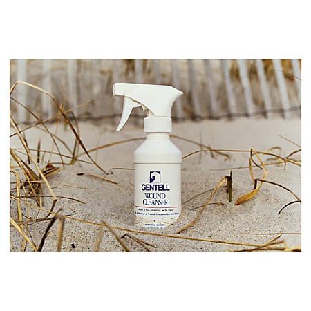 Gentell® Wound Cleanser, 8 Oz Spray