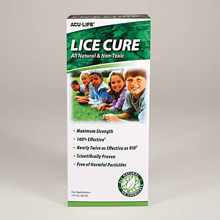ACU-LIFE® Lice Cure Kit