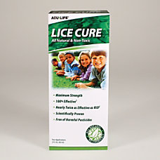 ACU LIFE Lice Cure Kit