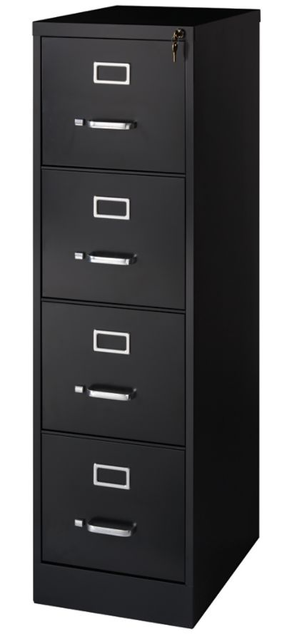 Inspirational Four Drawer Vertical File Cabinet