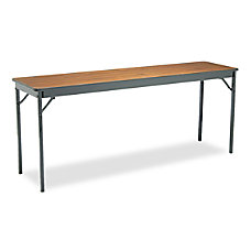 Barricks Special Size Folding Table Rectangle