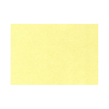 "LUX Flat Cards, A1, 3 1/2"" x 4 7/8"", Lemonade Yellow, Pack Of 250"