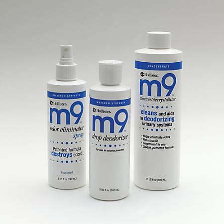 m9™ Odor Eliminator Non-Aerosol Spray, Unscented, 8 Oz