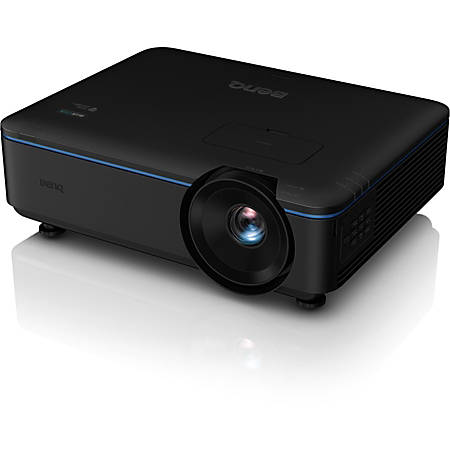 BenQ LU951ST 3D Ready Short Throw DLP Projector - 16:10 - Black - 1920 x 1200 - Front, Ceiling - 1080p - 20000 Hour Normal ModeWUXGA - 100,000:1 - 5000 lm - HDMI - USB