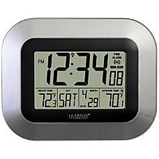 La Crosse Technology Wall Clock Digital
