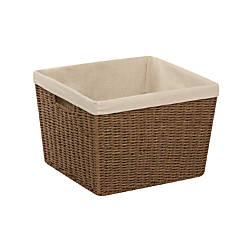 Honey Can Do Paper Rope Basket