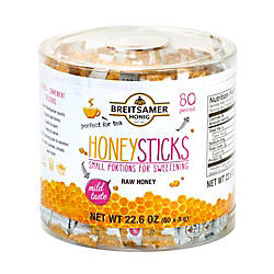 Breitsamer Honig Raw Honey Sticks 226