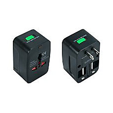QVS Travel Adaptor Kit