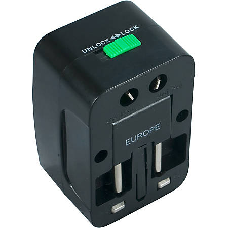 QVS Travel Adaptor Kit