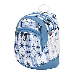 High Sierra Fatboy Backpack Indigo DyeMineral