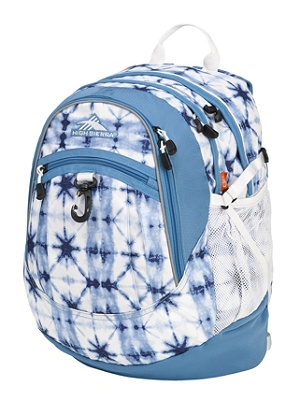 febb9431f High Sierra® Fatboy Laptop Backpack, Indigo Dye/Mineral. Use + and - keys  to zoom in and out, arrow keys move the zoomed portion of the image